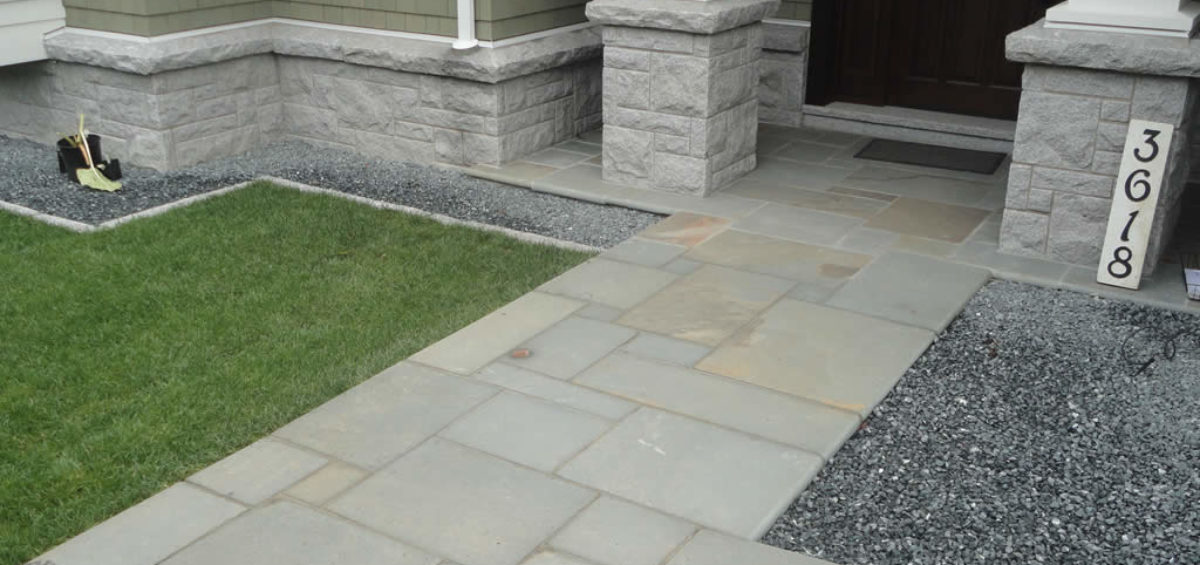 gatton-masonry-granite-pillars-bluestone-walkway